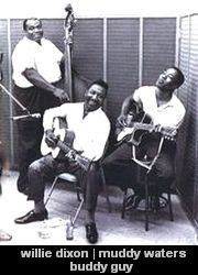 willie dixon muddy waters buddy guy