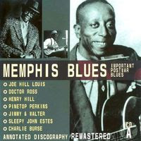 Memphis Blues: Important Postwar Blues (2006) - CD A