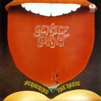 gentle giant - acquiring the taste (1971)