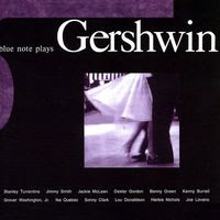 blue note plays gershwin (1999)