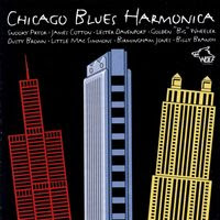 chicago blues harmonica (1998)