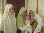مع أخواتى