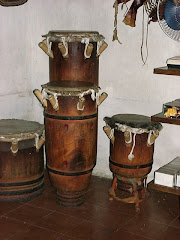 CONGAS AFRICANAS