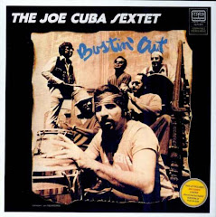 'THE JOE CUBA SEXTET' QUE LA INTEGRABAN CHEO FELICIANO Y JIMMY SABATER