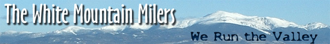 White Mountain Milers News