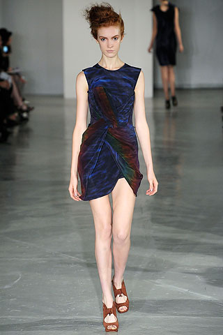 Runway look by Peter Pilotto SS10
