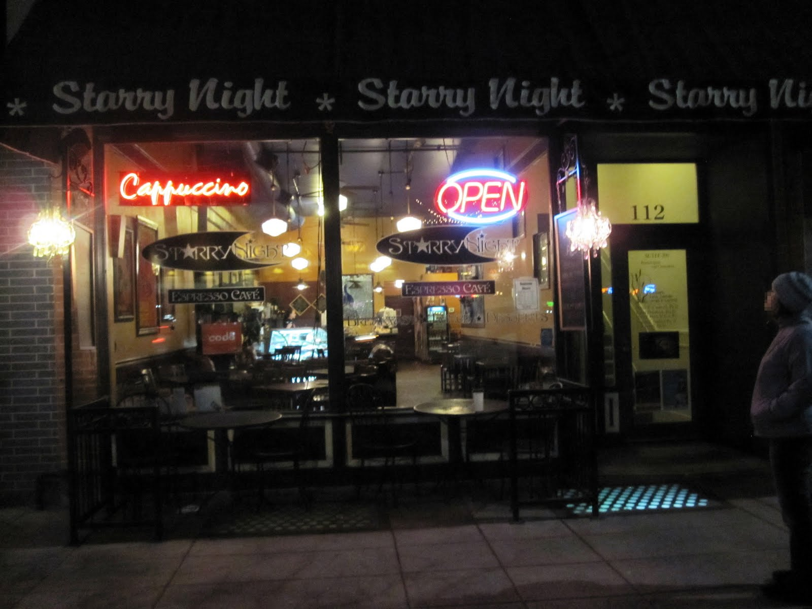 starry night espresso cafe feasting fort collins have you ever gone into a career only to discover that it wasn t you and that you weren t very good at it but at the same time discovered what you were