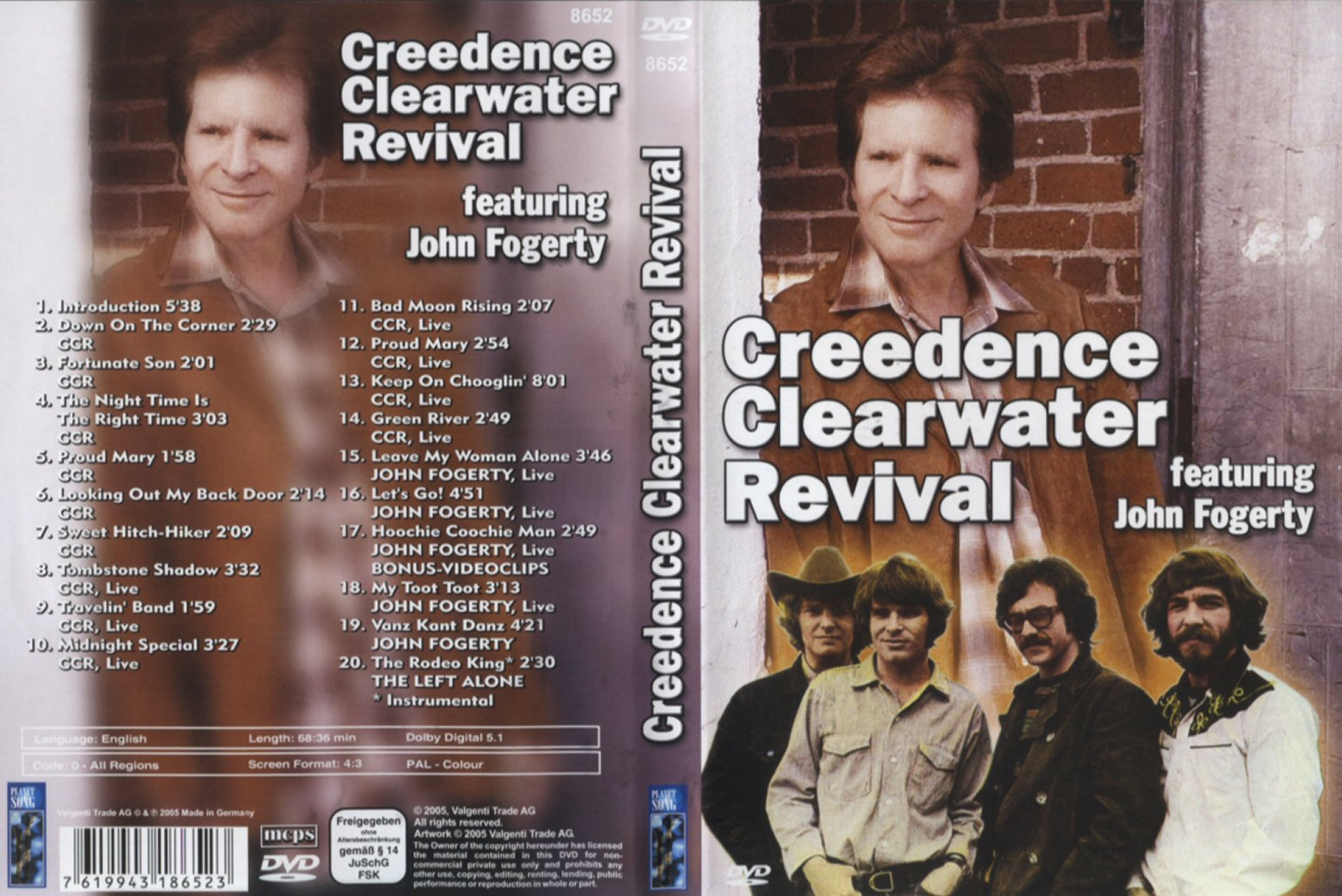 creedence clearwater revival torrent