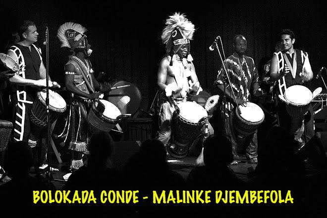 BOLOKADA CONDE - MALINKE DJEMBEFOLA