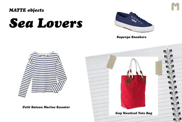 MATTE objects: Sea Lovers