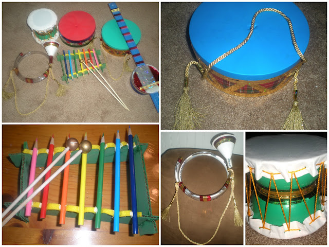 how to make a musical instrument for a science project