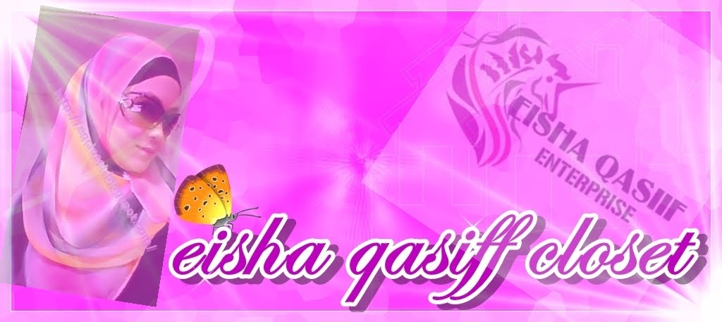 Eisha Qasiff Closet