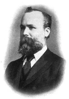E. Walter Maunder, in a 1905 photograph published in Hector Macpherson's 'Astronomers of Today'.