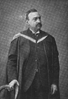 Sir Howard Grubb, from The Strand magazine, 1896.