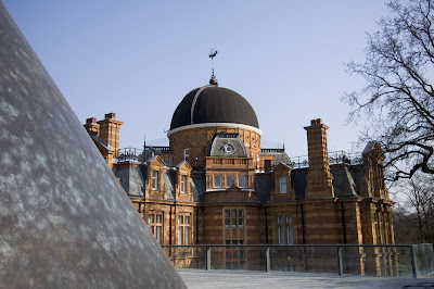 F6911-042 The South Building, Royal Observatory, Greenwich (copyright National Maritime Museum).
