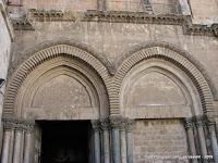 Фасад храма Гроба Господня