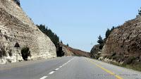 дорога в горном Израиле, TripBY