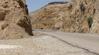 дорога в горном Израиле, TripBY.blogspot.com
