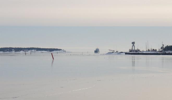 Oxelösunds hamninlopp 2010-03-07