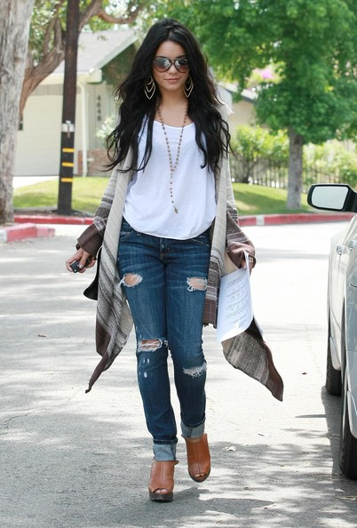 Vanessa Hudgens Candid Outfit Info