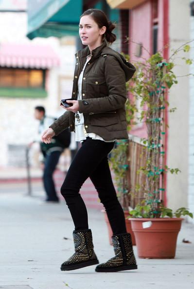 megan fox 2011 pictures. Megan Fox in Wildfox Candids