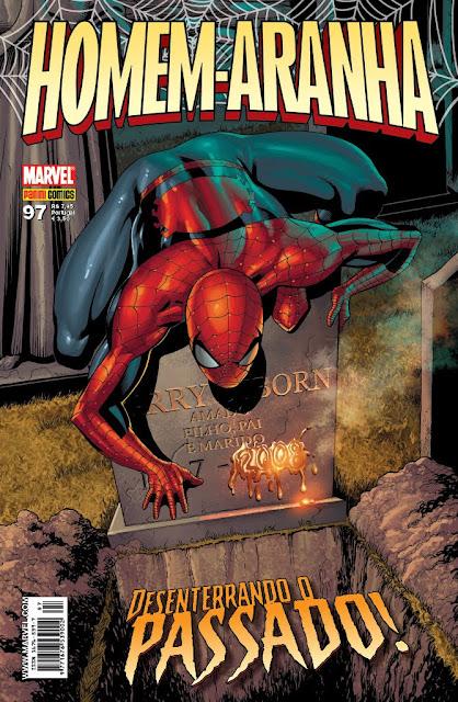 O Homem-Aranha está passando por boas histórias