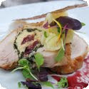 Ballotin of Ferme aux Saveurs des Monts Organic Chicken