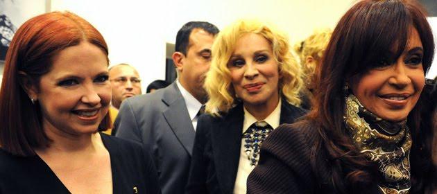 Resultado de imagen para Denuncian a Cristina y Andrea del Boca