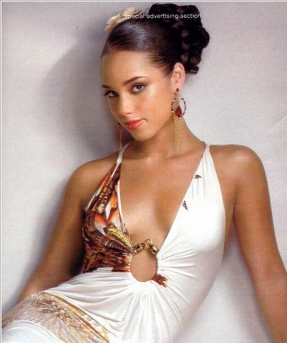 Hot Sexy Girl: Alicia Keys Background information