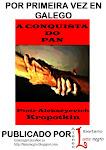 """""""A Conquista do Pan"""" de Kropotkin en galego!"""