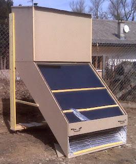 Sechoir a fruit solaire