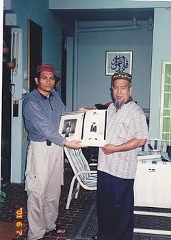 Dr. HAJI HASYIM & HAJI SULIEMAN ARIFFIN ( PAK MAT SAMURAI)