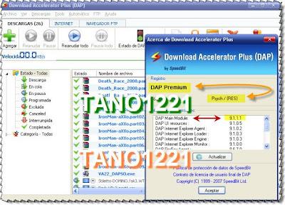 download accelerator plus (dap) crack