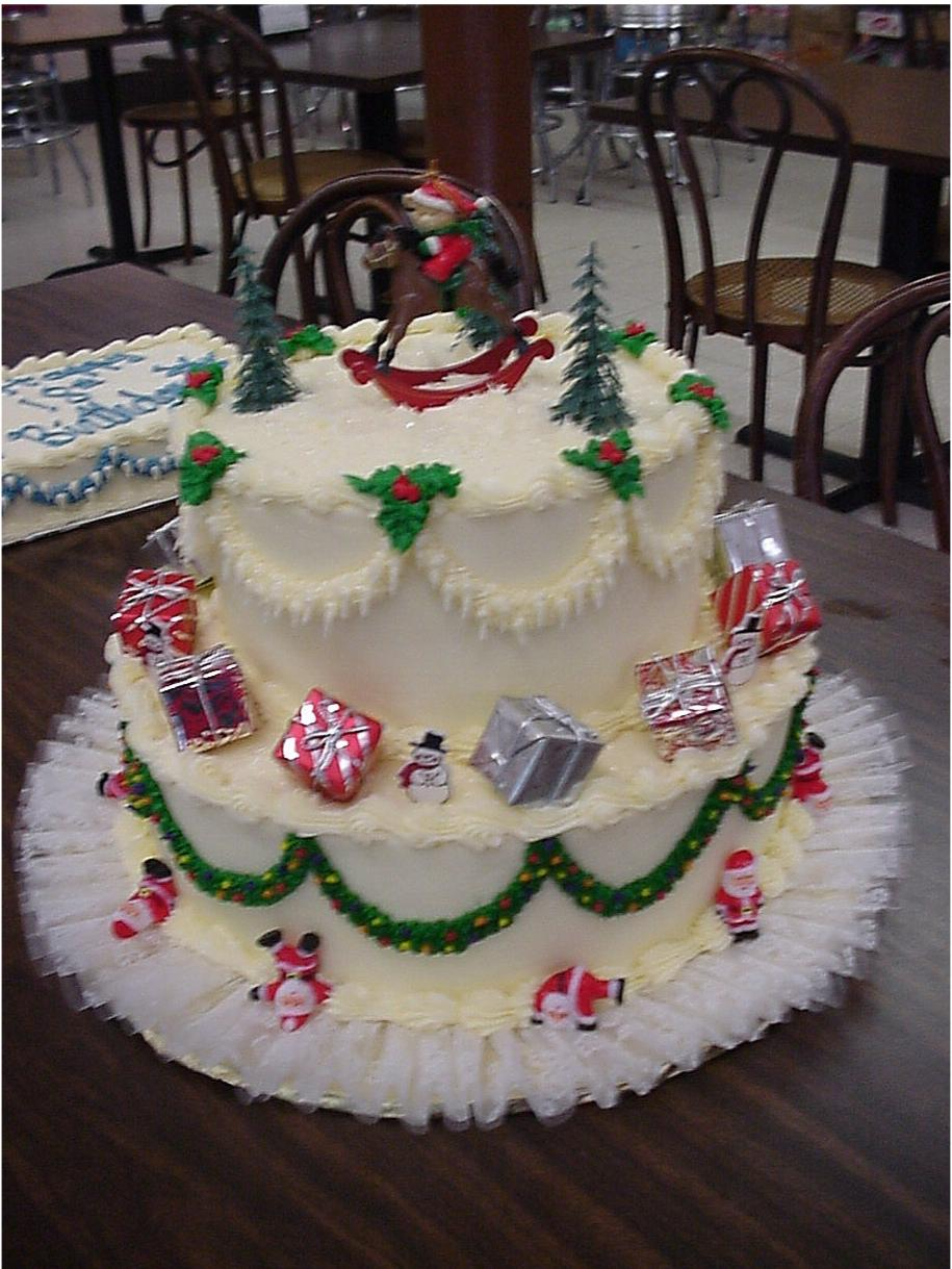 Http Jesus Photos Pictures Blogspot Com 2010 05 Decorated Merry Christmas Cakes Html