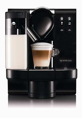 Nespresso lattissima kapselit