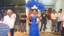 Coronacion de la Reina del Carnaval de Warnes