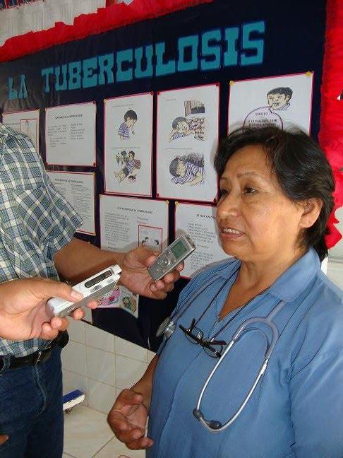 Nazcapress aumenta casos de tbc en vista alegre - Centro de salud vistalegre la flota ...
