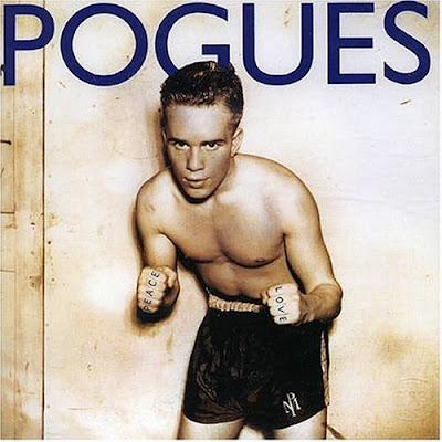 Ce que vous écoutez  là tout de suite The+Pogues+-+Peace+And+Love