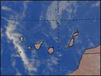 Meteosurf Canarias. Meteorología en directo, temperaturas, estado del mar, olas, vientos, mareas