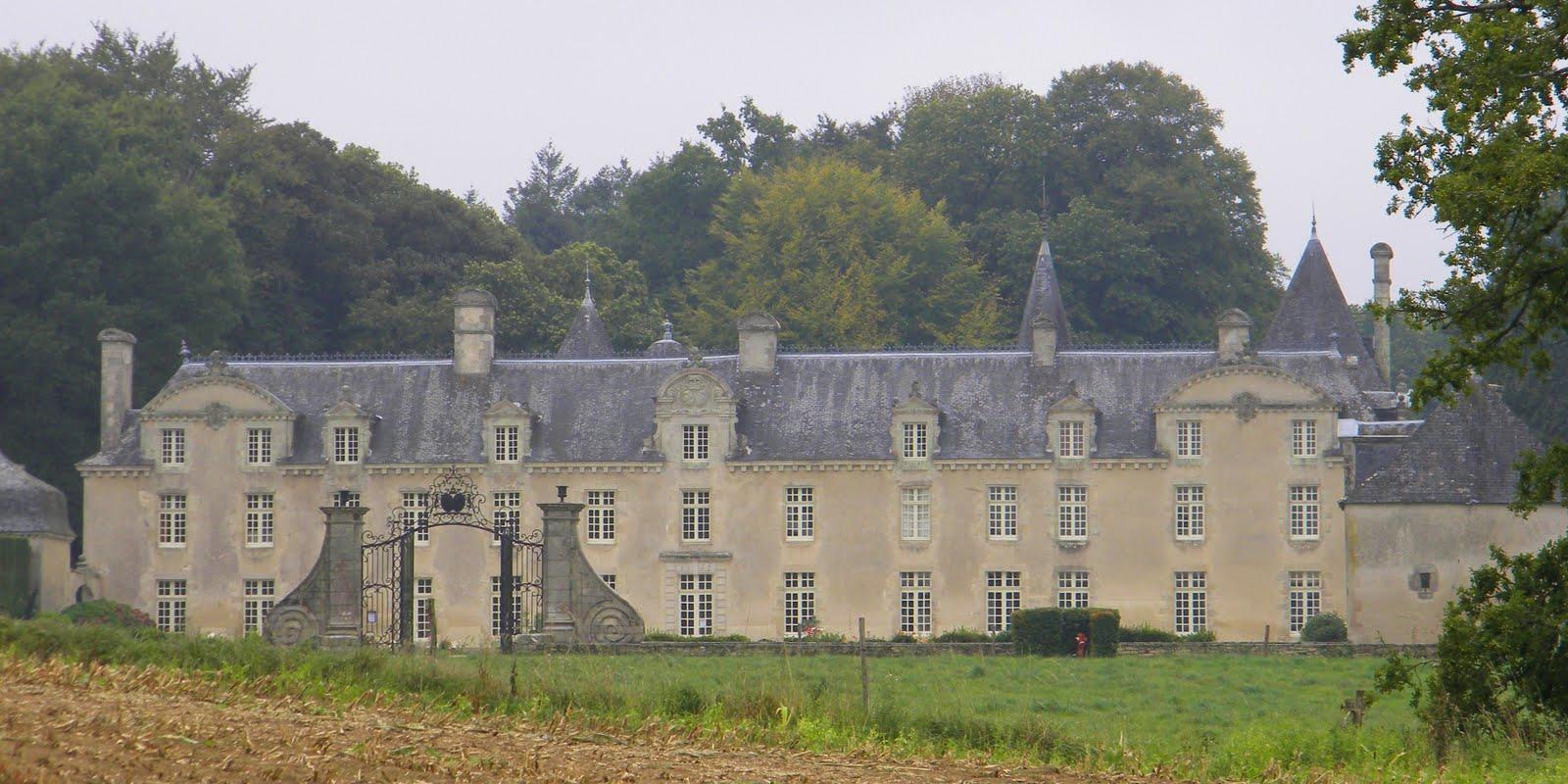 chateau du plessis kaer a vendre