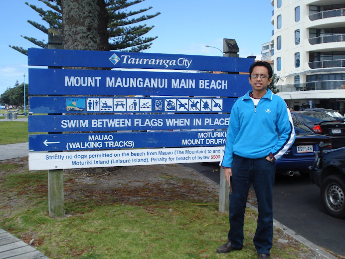 Tauranga City, New Zealand (November 2008)