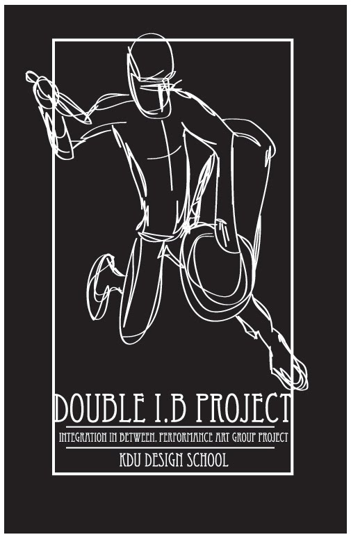 Double I.B Project: Double I.B Project T-shirt Design