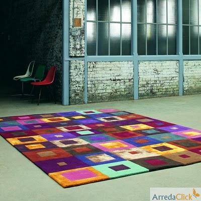 arredaclick mobilier italien tapis modernes italiens. Black Bedroom Furniture Sets. Home Design Ideas