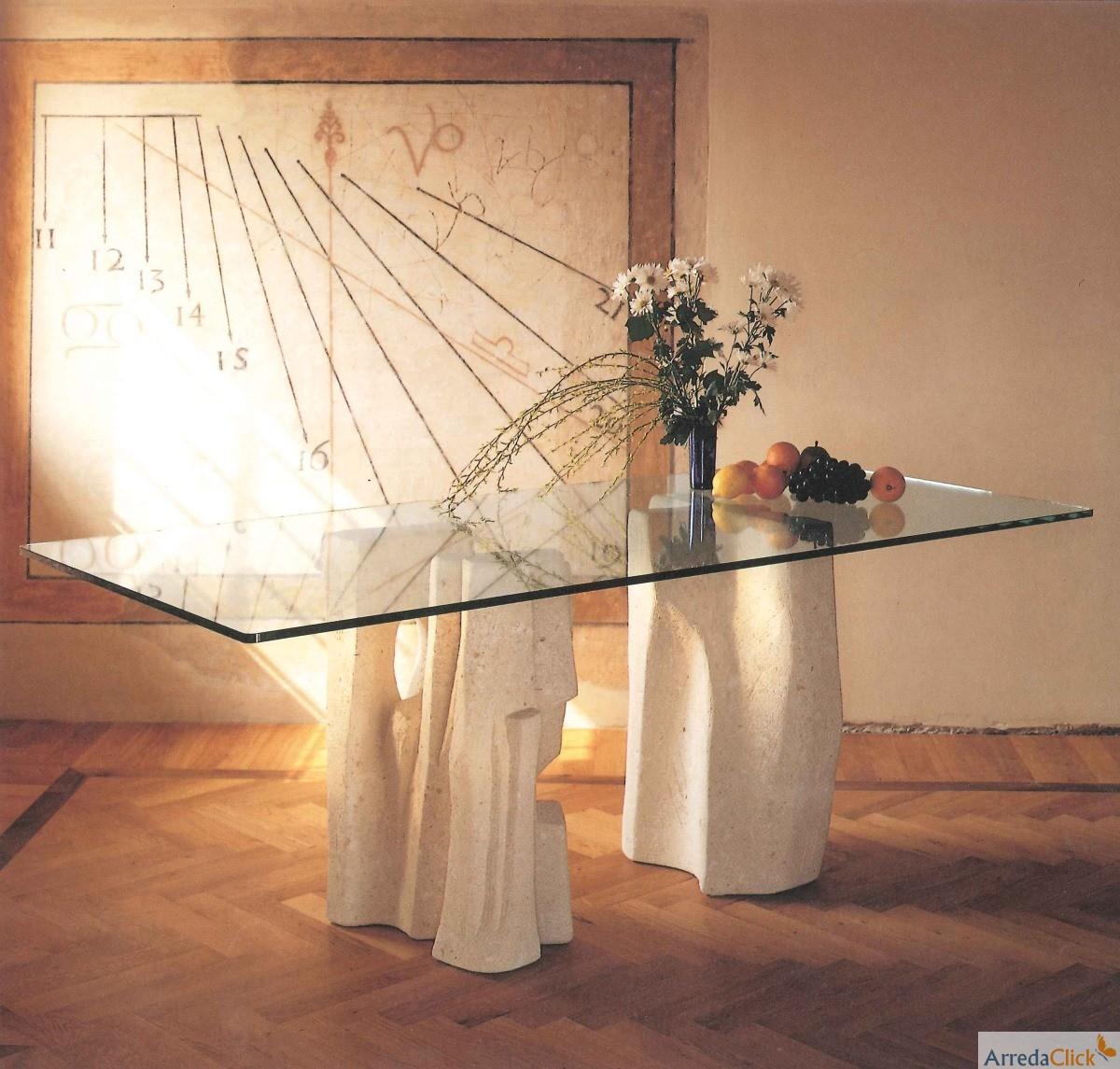 arredaclick mobilier italien table et accessoires en pierre des produits de l 39 artisanat italien. Black Bedroom Furniture Sets. Home Design Ideas