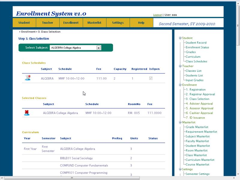 project overview of enrollment system Human subjects system (hss) — an overview  create new enrollment reports or view/edit/update existing enrollment data  for networked awards, associate projects to allow one primary project to report study information for other projects within the network.