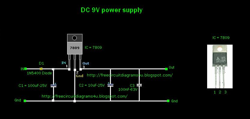 Akim Voltaj Ayarli Atx Smps Guc Kaynagi Modifiye besides Dc Power Supply 9 Volt Using Tip31 Transistor further Cheap Adjustable 0 30v 2a Laboratory Dc Power Supply in addition 9v 2a Power Supply Circuit Diagram together with Lm2673 5v 3a Switching Voltage Regulator. on 3 volt dc power supply schematic