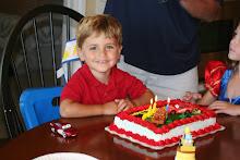 Owen's 3rd birthday