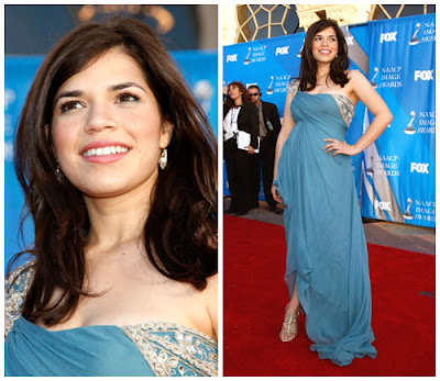 america ferrera hair color. 2010 hair america ferrera