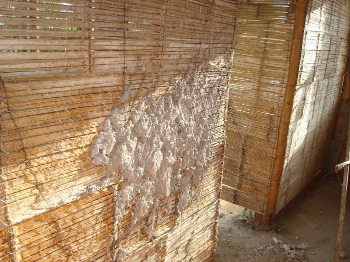 Construcciones con BAMBÚ - GUADUA