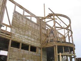 Construcción con guadua